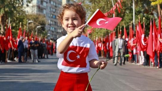 Türkiye Cumhuriyetinin 96. gurur yılı