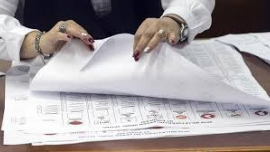 Oy satın alındığının belgesi